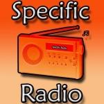 Logo da emissora Radio Specific FM