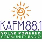 Logo da emissora Radio KAFM 88.1 FM