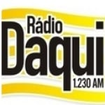 Logo da emissora R�dio Daqui Goi�nia 1230 AM
