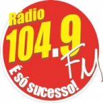 Logo da emissora Rádio FM 104