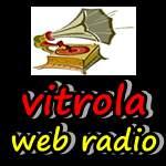 Logo da emissora Rádio Vitrola