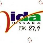 Logo da emissora Rádio Clube Vida 87.9 FM