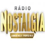 Logo da emissora Rádio Nostalgia 90.4 FM