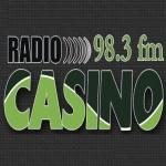 Logo da emissora Radio Casino 98.3 FM