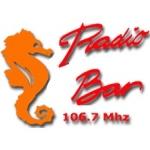 Logo da emissora Bar 106.7 FM