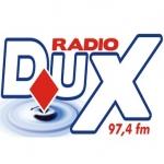 Logo da emissora Dux 97.4 FM