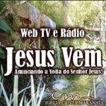 Logo da emissora R�dio Jesus Vem
