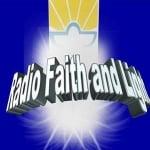 Logo da emissora Radio Faith and Light