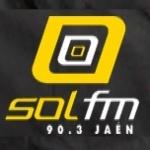 Logo da emissora Radio Sol 90.3 FM