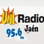 Logo da emissora Radio Uniradio 95.6 FM
