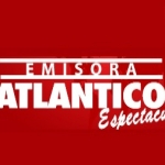Logo da emissora Radio Atlantico 1070 AM