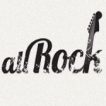 Logo da emissora All Rock FM
