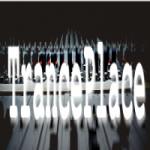 Logo da emissora R�dio PureDJ