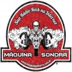 Logo da emissora Rádio Maquina Sonora