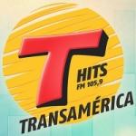 Logo da emissora R�dio Transam�rica Hits 105.9 FM
