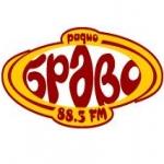 Logo da emissora Bravo 88.5 FM