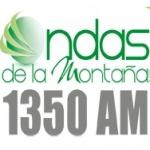 Logo da emissora Radio Ondas de la Montana 1350 AM