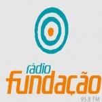 Logo da emissora Rádio Fundação 95.8 FM