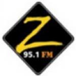 Logo da emissora Rádio Zeta 95.1 FM