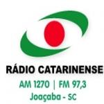 Logo da emissora Radio Catarinense 97.3 FM