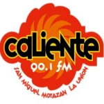 Logo da emissora Radio la Caliente 90.1 FM