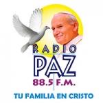 Logo da emissora Radio Paz 88.5 FM