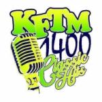 Logo da emissora Radio KFTM 1400 AM
