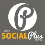 Logo da emissora Rádio Social Plus Brasil
