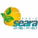 Logo da emissora Rádio Seara 780 AM 102.7 FM
