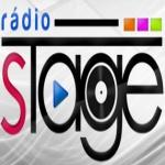 Logo da emissora Rádio Stage