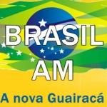 Logo da emissora Rádio Guairacá 1520 AM