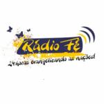 Logo da emissora Rádio Fé Web