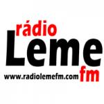 Logo da emissora R�dio Leme FM