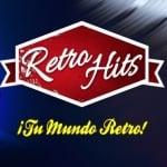 Logo da emissora Rádio Retro Hits