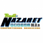 Logo da emissora Radio Nazaret 99.3 FM