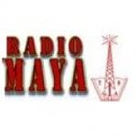 Logo da emissora Radio Maya 102.3 FM