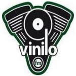 Logo da emissora Radio Vinilo 100.1 FM