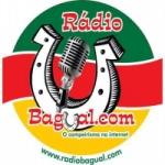 Logo da emissora Rádio Bagual
