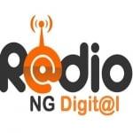 Logo da emissora Webrádio NG Digital