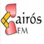Logo da emissora Rádio Kairós  FM