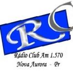 Logo da emissora R�dio Clube 1570 AM
