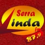 Logo da emissora Rádio Serra Linda 87.9 FM