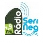 Logo da emissora R�dio Serra Negra 104.9 FM