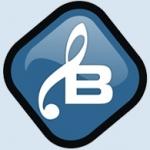 Logo da emissora R�dio Blau Nunes 1210 AM