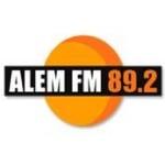 Logo da emissora Alem 89.2 FM