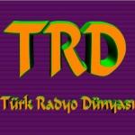 Logo da emissora Turk Radyo Dunyasi FM