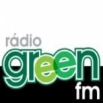 Logo da emissora Rádio Green FM