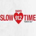 Logo da emissora Slow Time 91.2 FM