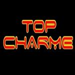 Logo da emissora Top Charme