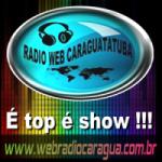Logo da emissora R�dio Web Caraguatatuba